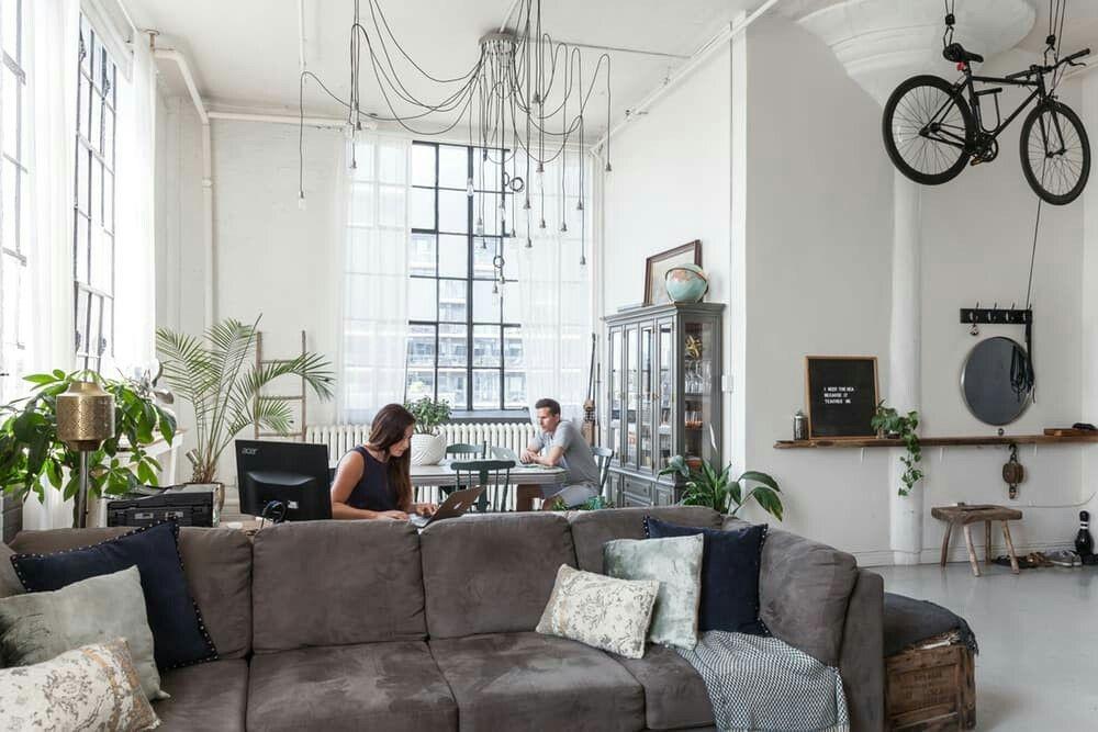 Pin von Anastasia Tarasova auf industrial interior design | Pinterest