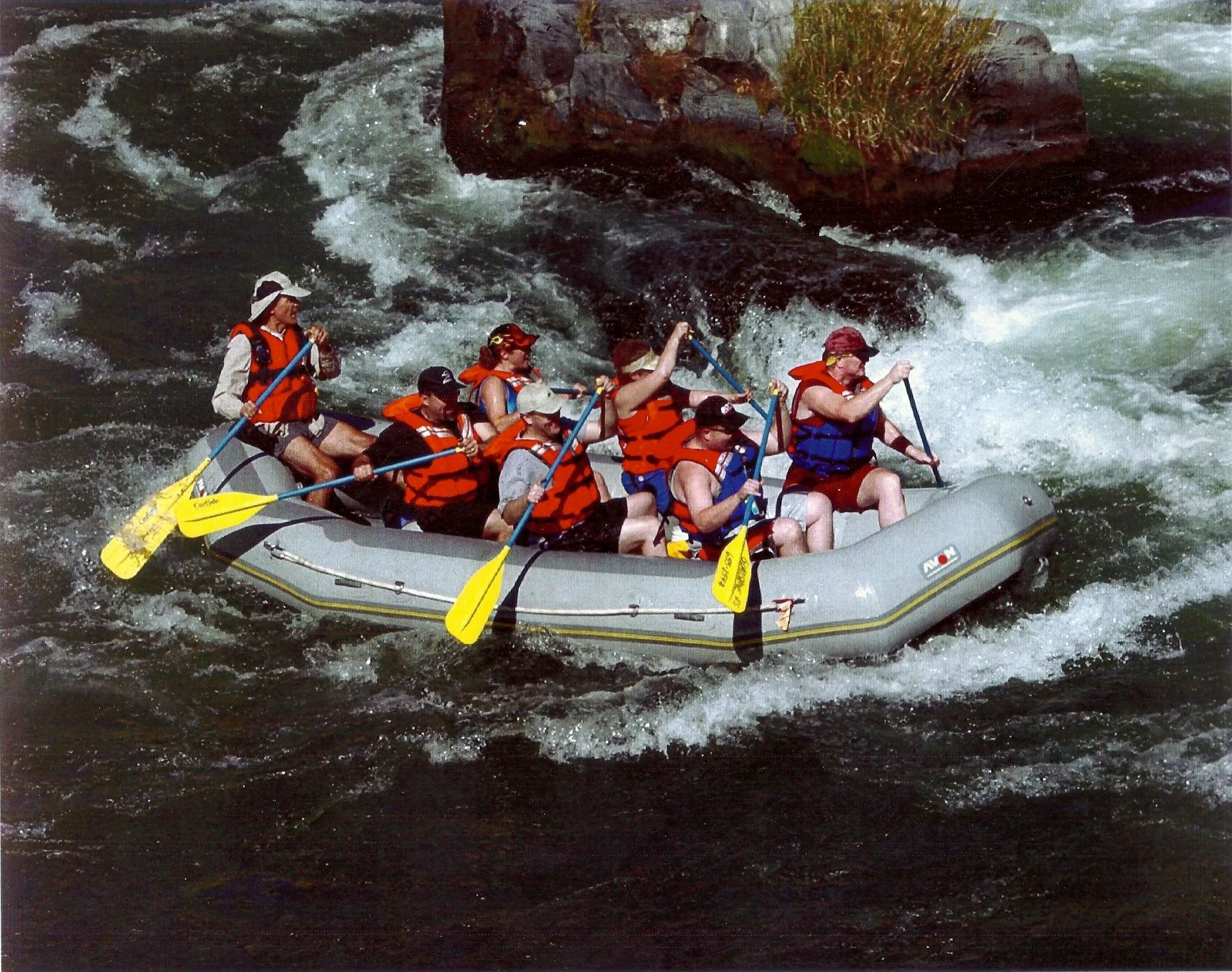 23++ White water rafting maupin oregon info