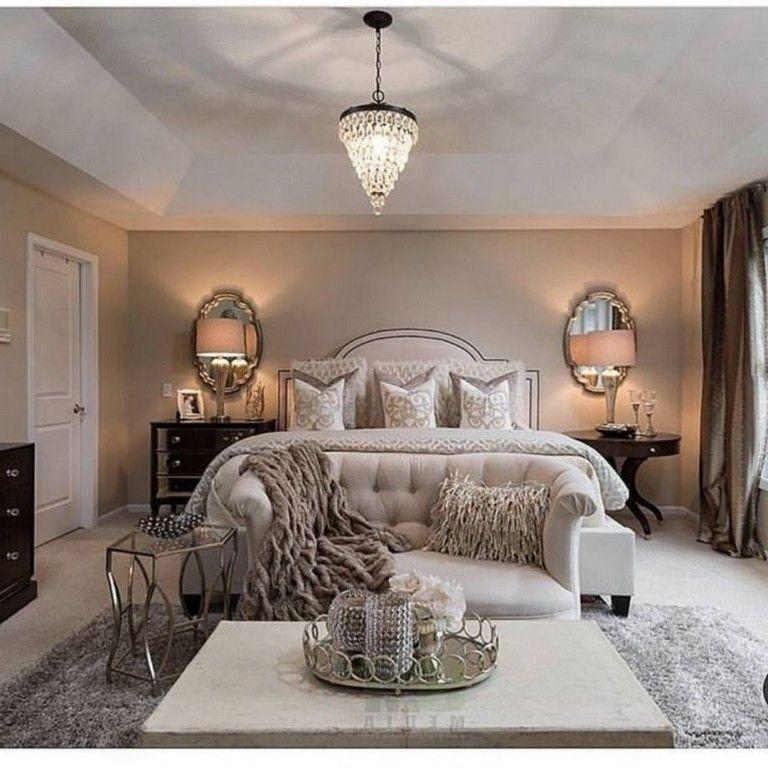 Beautiful Romantic Bedroom Design: 20+ Homey And Cozy Master Bedroom Decorating Ideas
