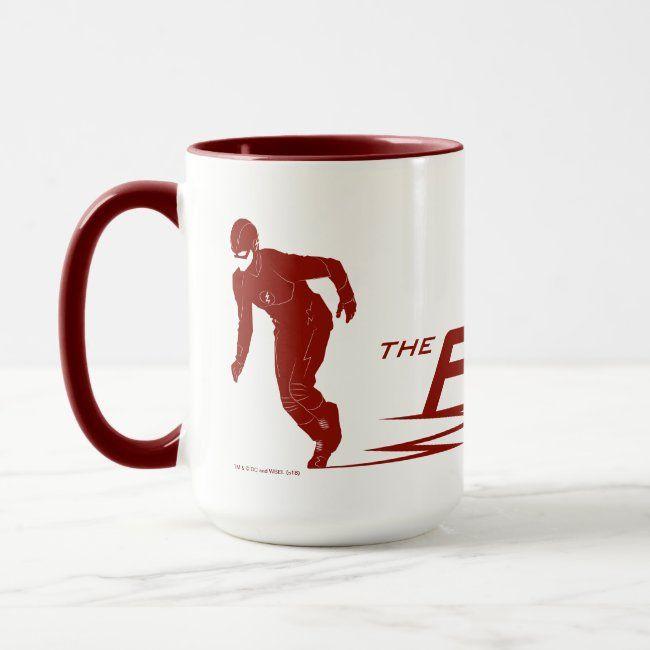The Flash  Super Hero Name Logo Mug #Sponsored , #SPONSORED, #Hero, #Logo, #Mug, #Shop, #Flash