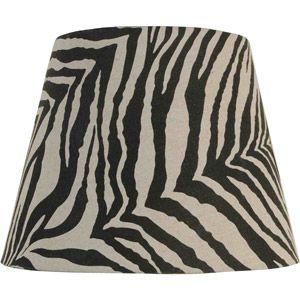 Better Homes And Gardens Round Drum Lamp Shade Brown Zebra Print