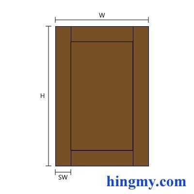 Hingmy Cabinet Door Raised Panel Calculator Cabinet Doors