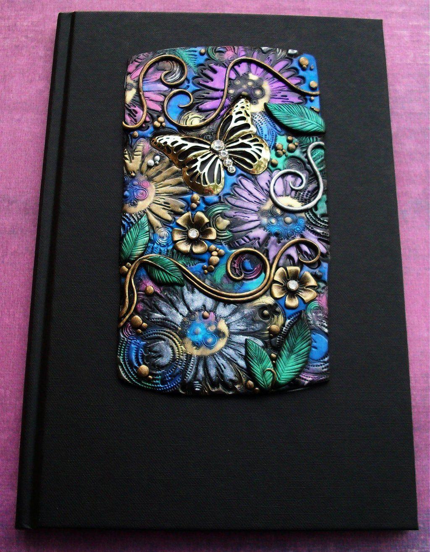 Butterfly Daydreams Journal by MandarinMoon.deviantart.com