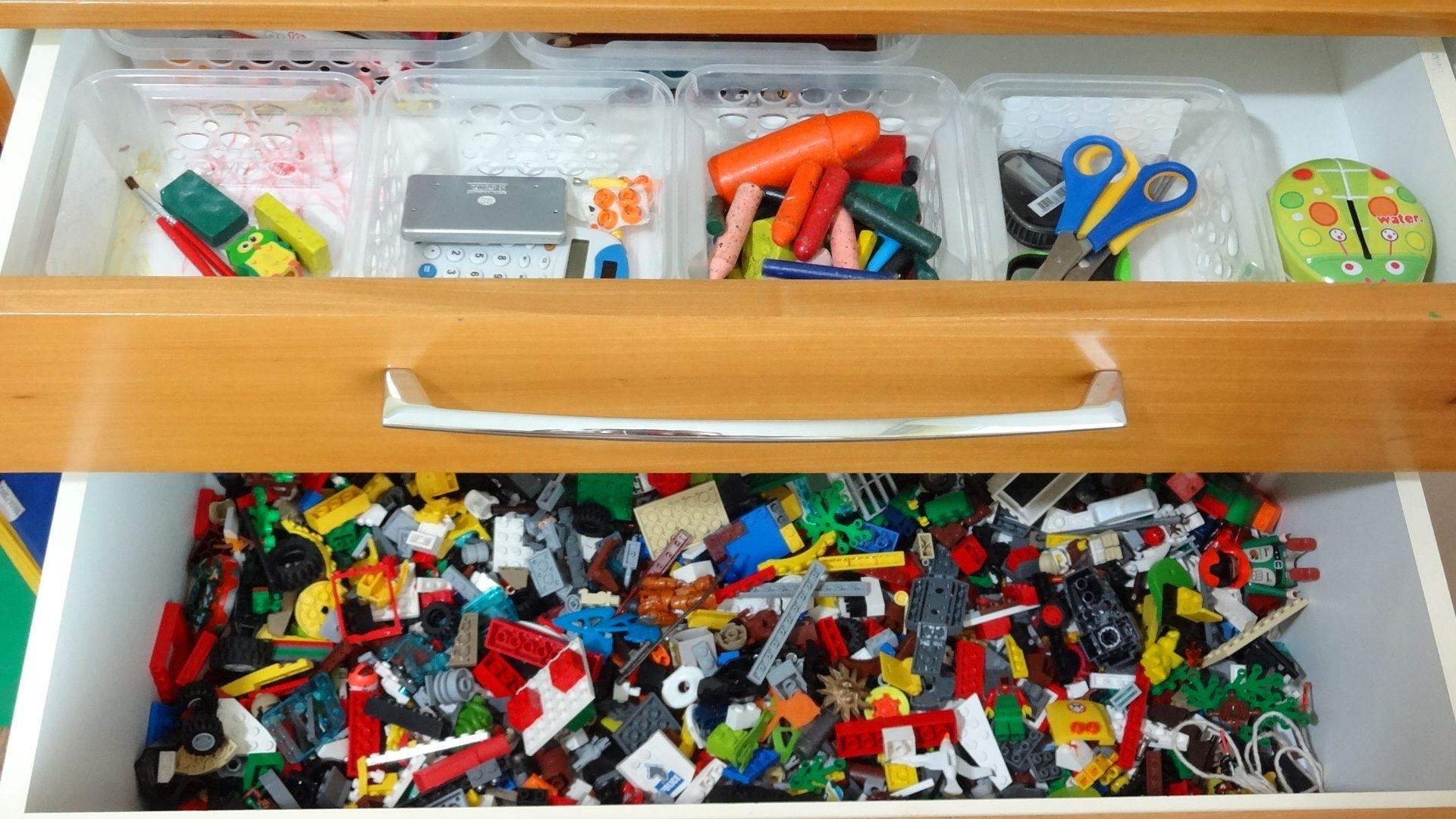 Para Organizar Qualquer Ambiente Preciso Separar Os Objetos Por  ~ Organizando O Quarto De Brinquedos