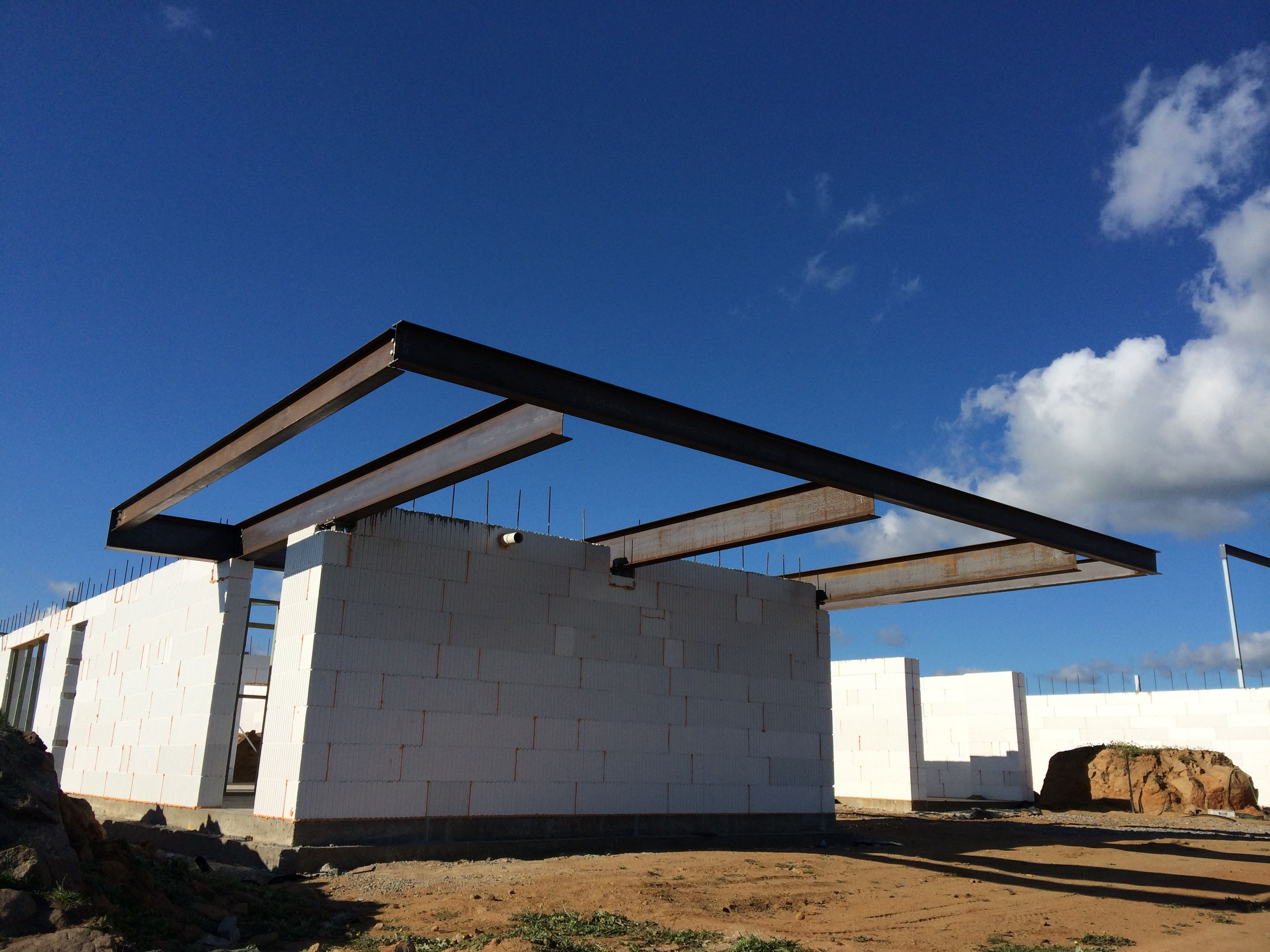 Steel And Concrete Homes Shown Here Is Icf Is Being Used For Th Vision Board