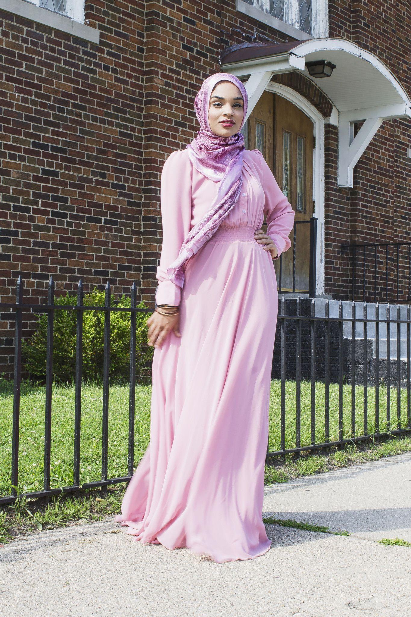 Empress maxi dress