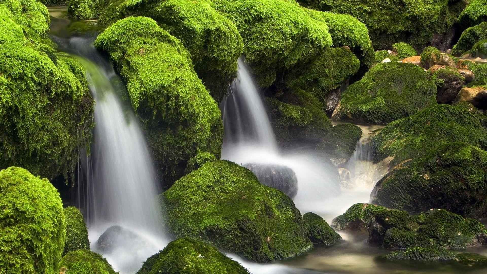 landskap, natur, Österrike, vattenfall wallpapers