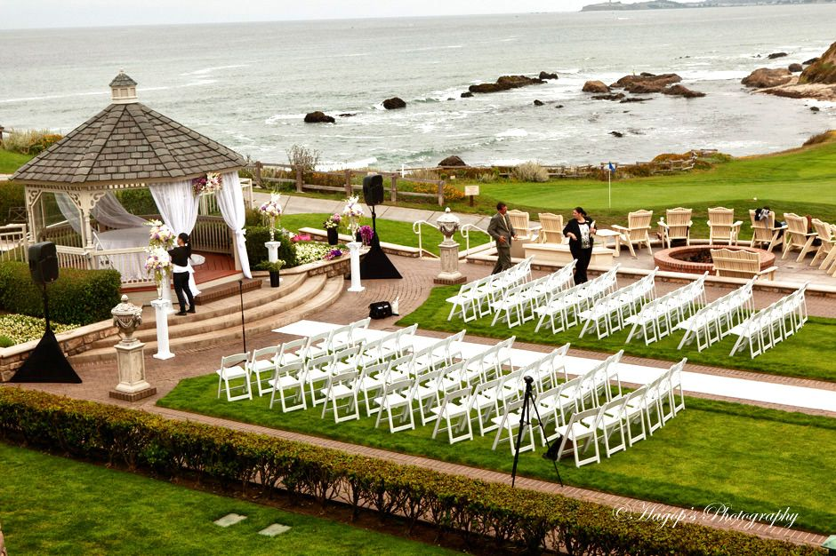 Wedding Photos At Ritz Carlton Hotel In Half Moon Bay