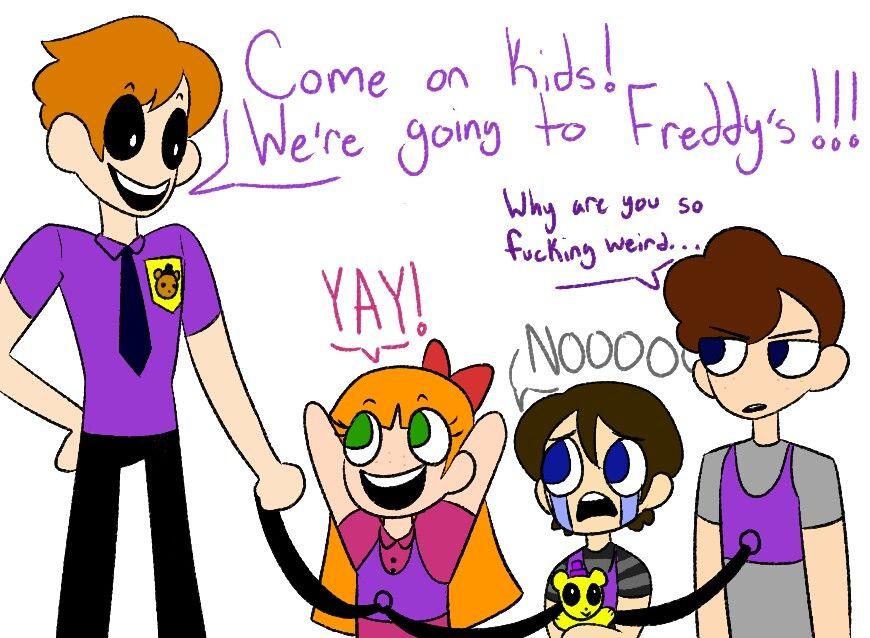 The Afton Family Fnaf Funny Fnaf Fnaf Sister Location