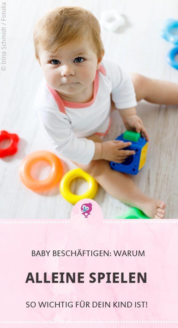 Photo of Baby beschäftigen: Warum alleine spielen so wichtig ist   Babyartikel.de Magazin