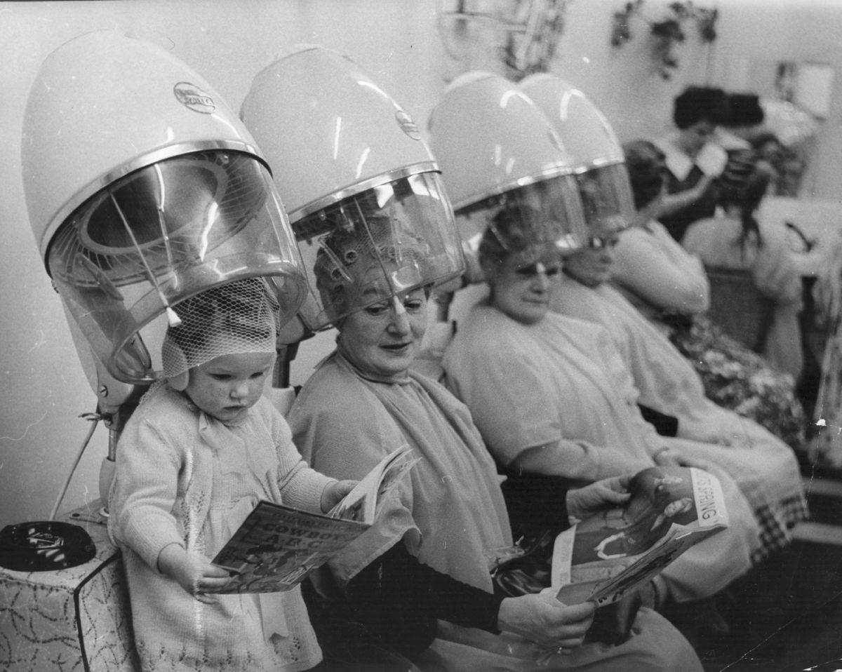 best 25 vintage hair salons ideas on pinterest vintage salon