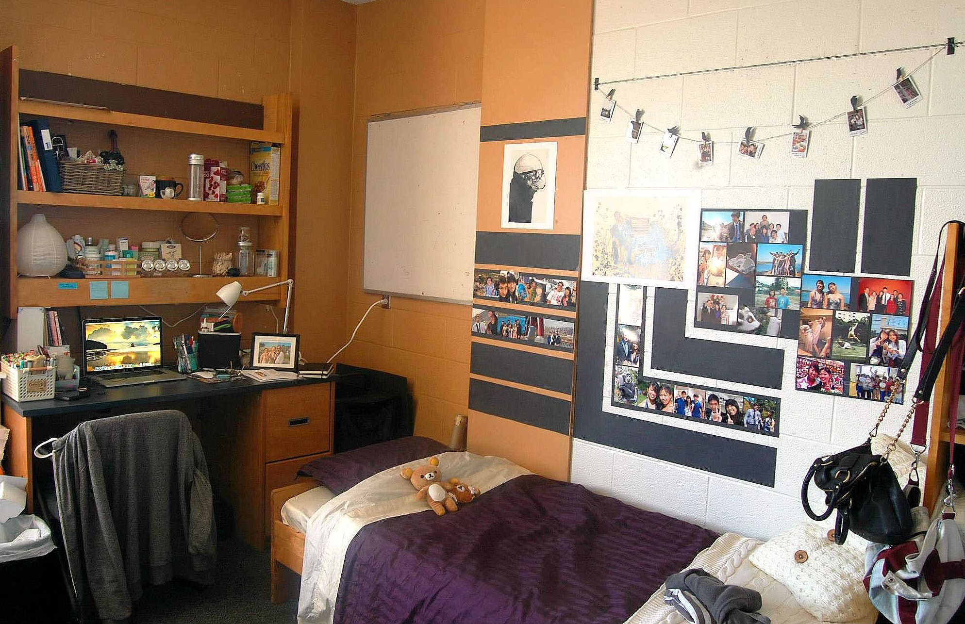 Check out this student's double traditional room in Glengarry for ...