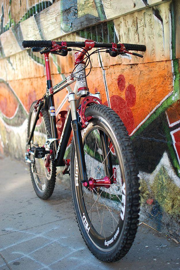 Yeti Arc As Vintage Mountain Bike