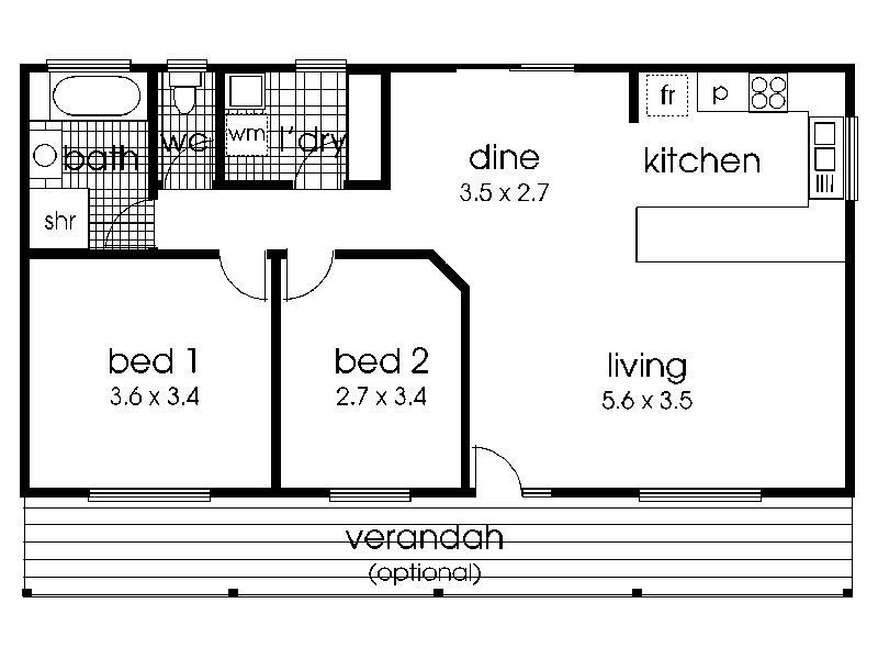 Image Result For 16 X 40 Tiny House Layout (With Images