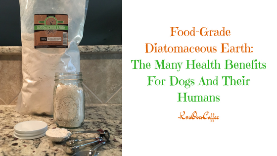 FoodGrade Diatomaceous Earth The Many Health Benefits