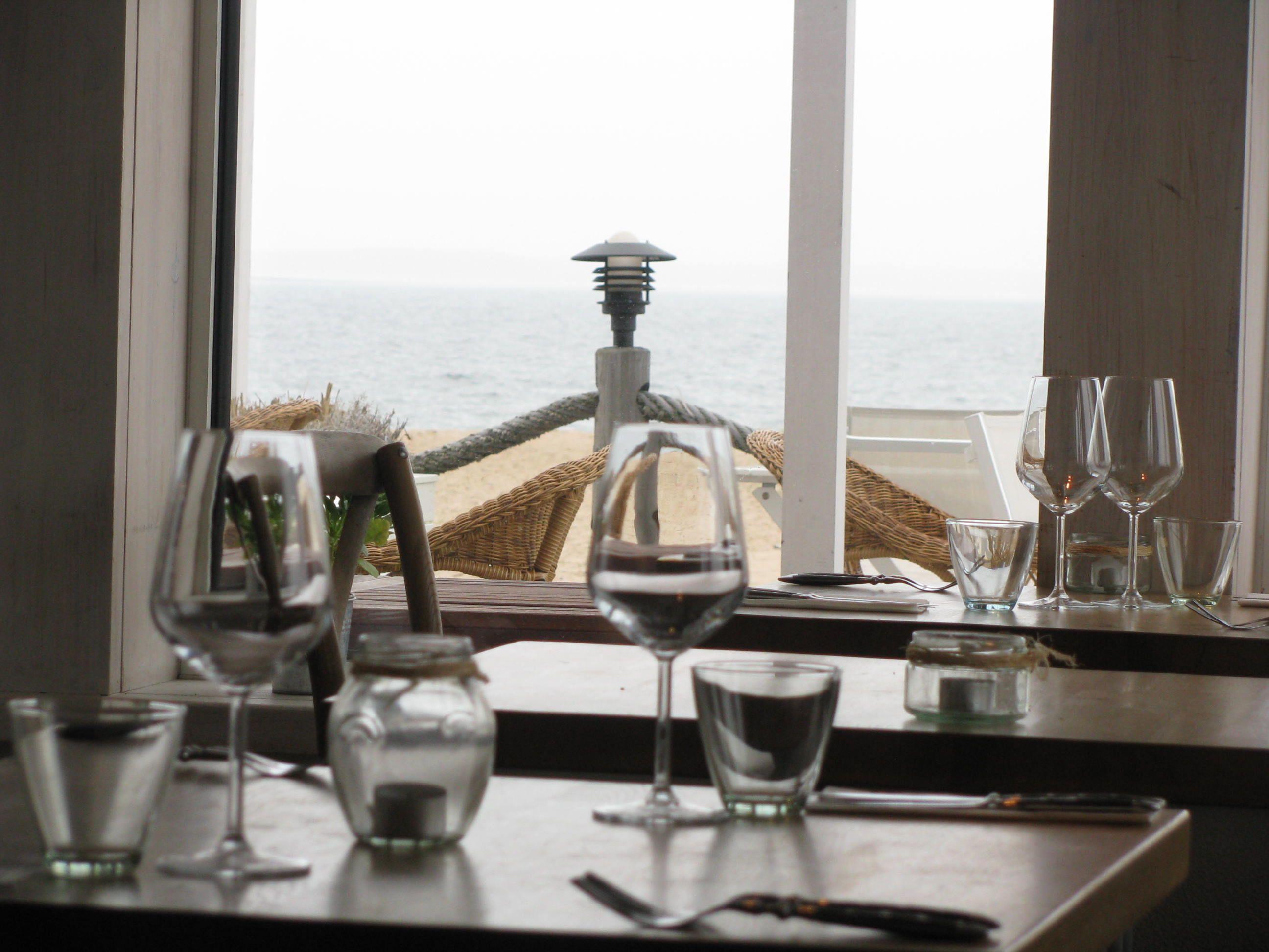 beach house style - restaurant oko, kaberneeme, estonia / restoran