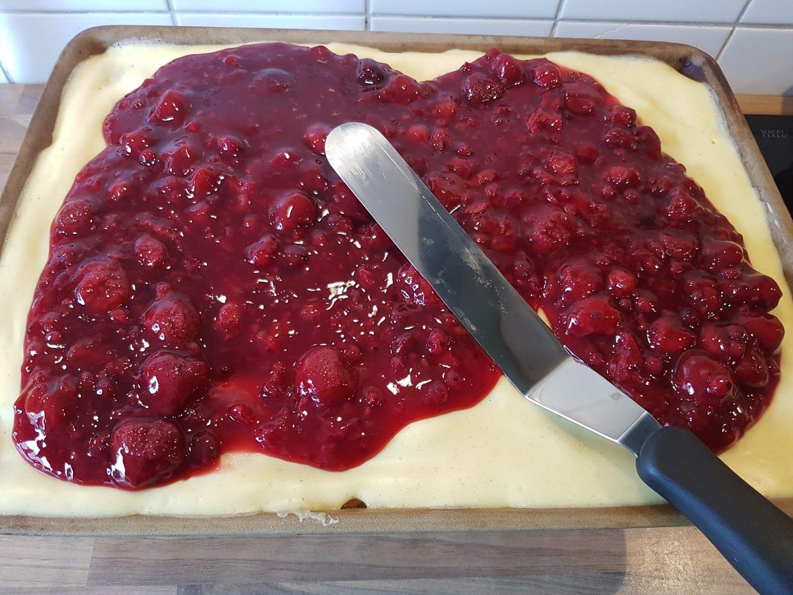 Rote Grutze Kuchen Rote Grutze Kuchen Grutze Und Rote Grutze