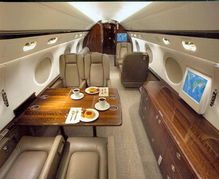 Gulfstream G550 Private Jet 700 574 Outrageous Private Jets Pinterest