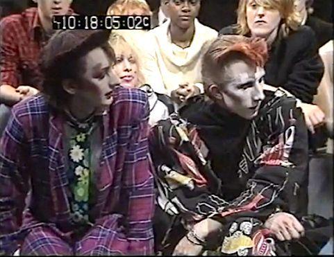 Blitz Kids 80s New Romantic