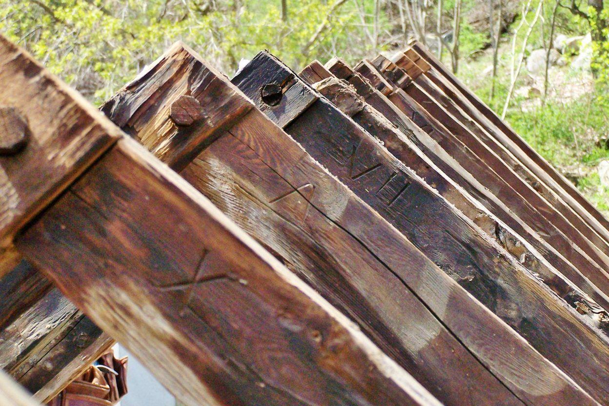 saving old barns | Green Mountain Timber Frames Middletown