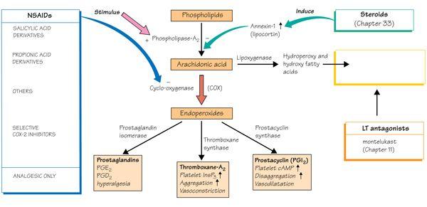 Non prescription antiinflamatory drugs