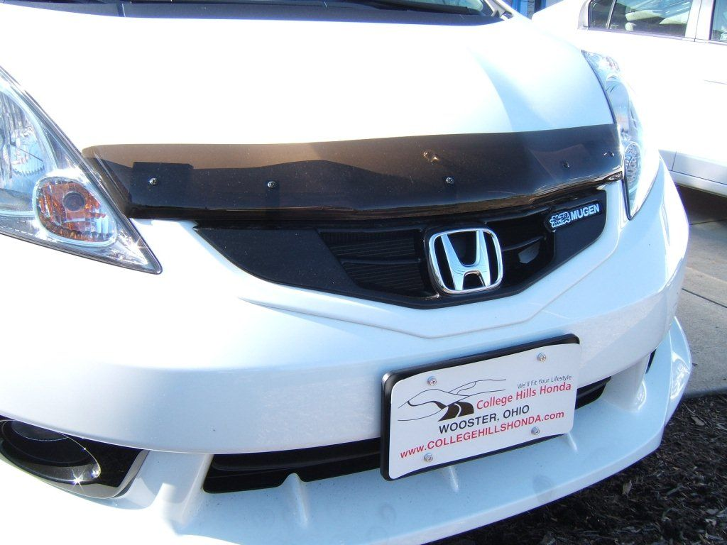 Amazing 2009 2013 Honda Fit Air Deflector   College Hills Honda