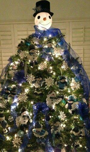 LET IT SNOWMAN TREE IN HAWAII 2013 CHRISTMAS Pinterest Snowman
