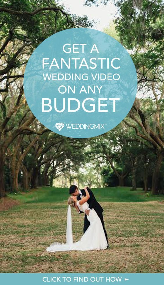 A Better Way To Experience Your Wedding Wedding Mix Wedding Video Wedding Checklist Budget