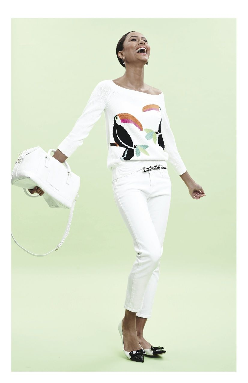 Cat Decome Kate Summer 2014 Look Book