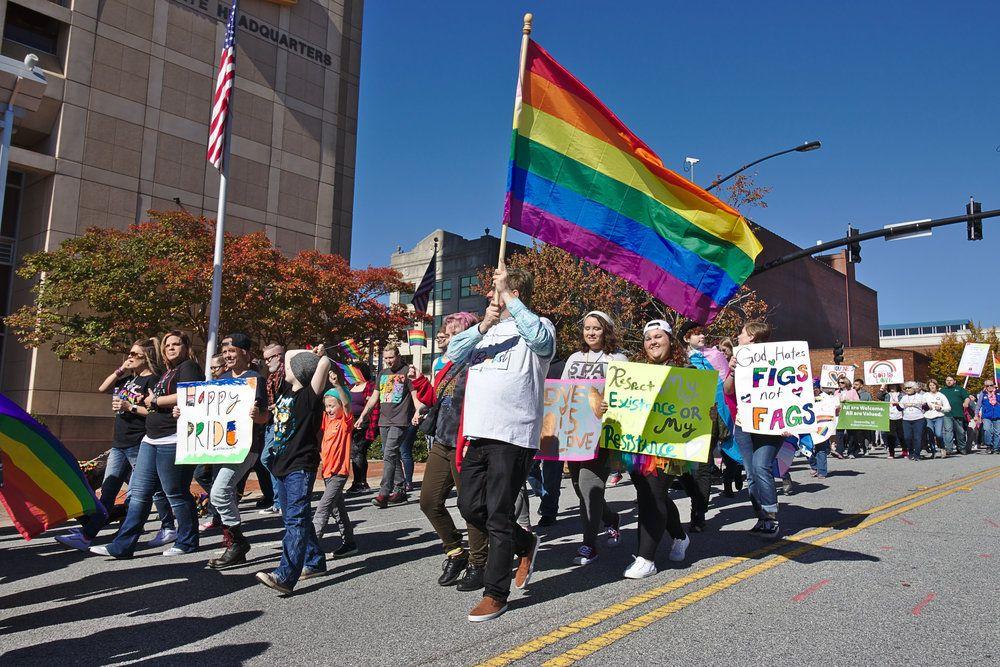 Pride in Spartanburg Best Spots for LGBTQ Visitors