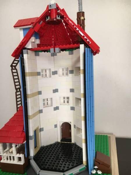 凸 Lego レゴ ムーミン ハウス オリジナル 画像3 レゴ