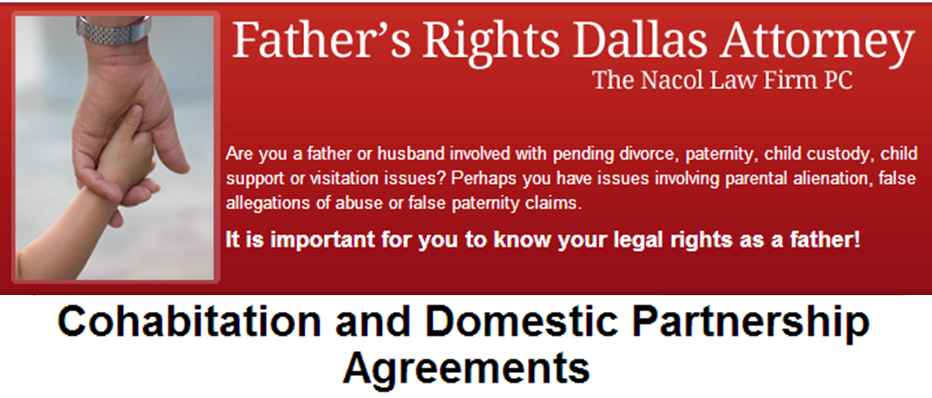 Cohabitation And Domestic Partnership Agreements HttpWww