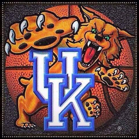 Uk Logo Kentucky Wildcats Logo Uk Wildcats Basketball Kentucky Wildcats Basketball