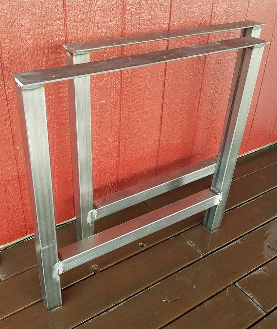 Steel Table Legs Metal Table Legs Industrial Furniture H Legs Dining Table Legs Coffee Table Legs Table Base Metal Table Legs Steel Table Legs Steel Table