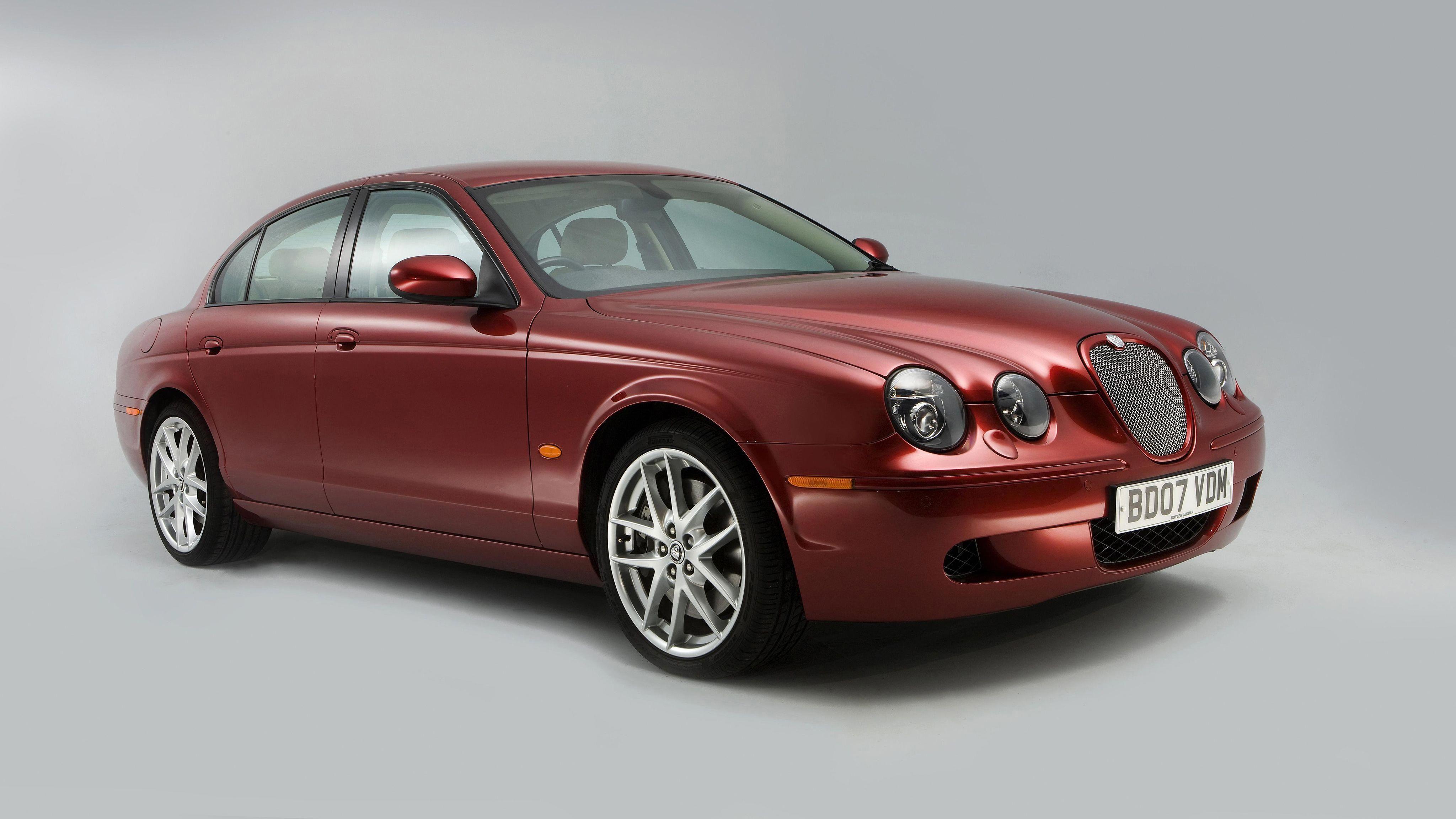 2002-08 Jaguar S-Type R   Voitures classiques, Voiture, Classique
