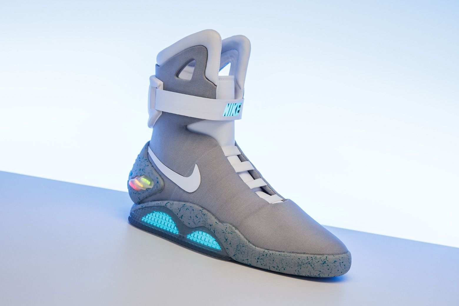 Air Mag With Images Nike Mag Nike Mcfly