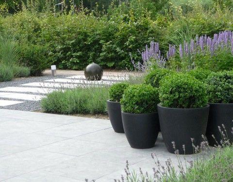 Afbeeldingsresultaat voor minimalistische tuin ogród