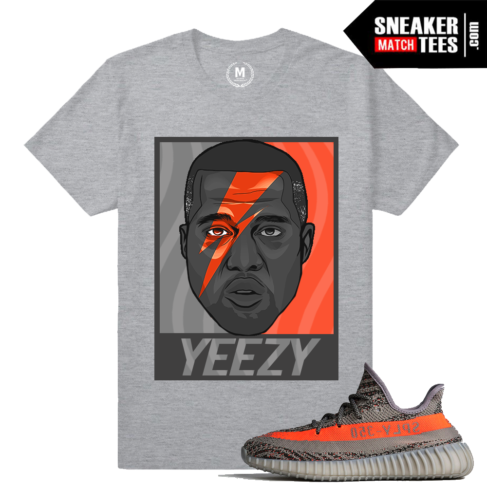 Yeezy Boost 350 V2 Israfil Sneaker Tee By Any Means T Shirt