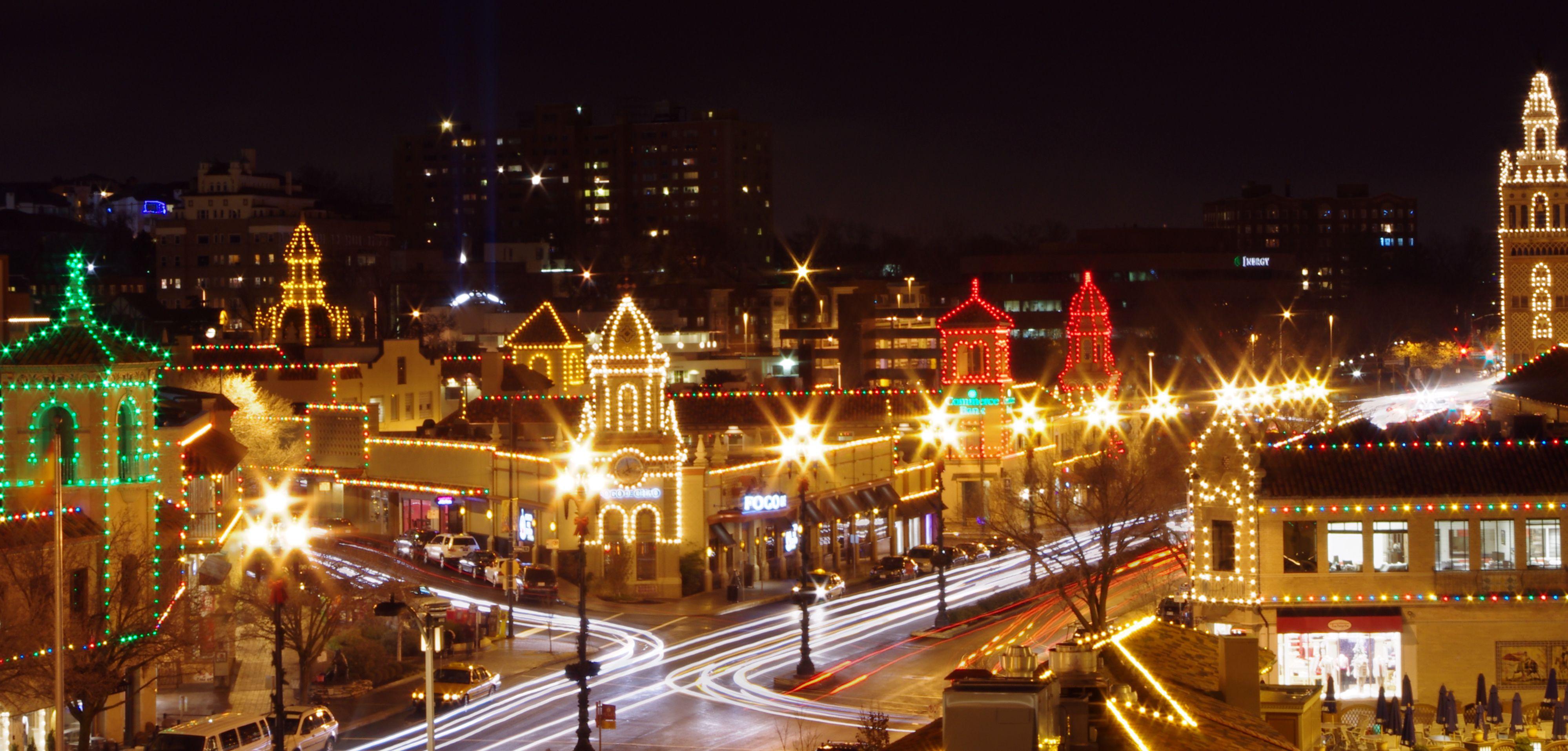 kansas city plaza Kansas city plaza