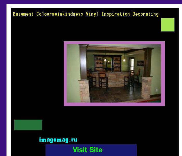 Basement Colourmeinkindness Vinyl Inspiration Decorating 182850