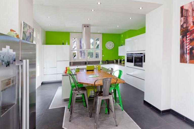 Observez cette somptueuse et attrayante cuisine moderne Siematic