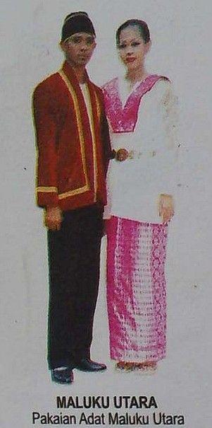 Nama Pakaian Daerah Maluku : pakaian, daerah, maluku, Traditional, Clothing, North, Maluku, Molukken,, Mensen,, Cultuur