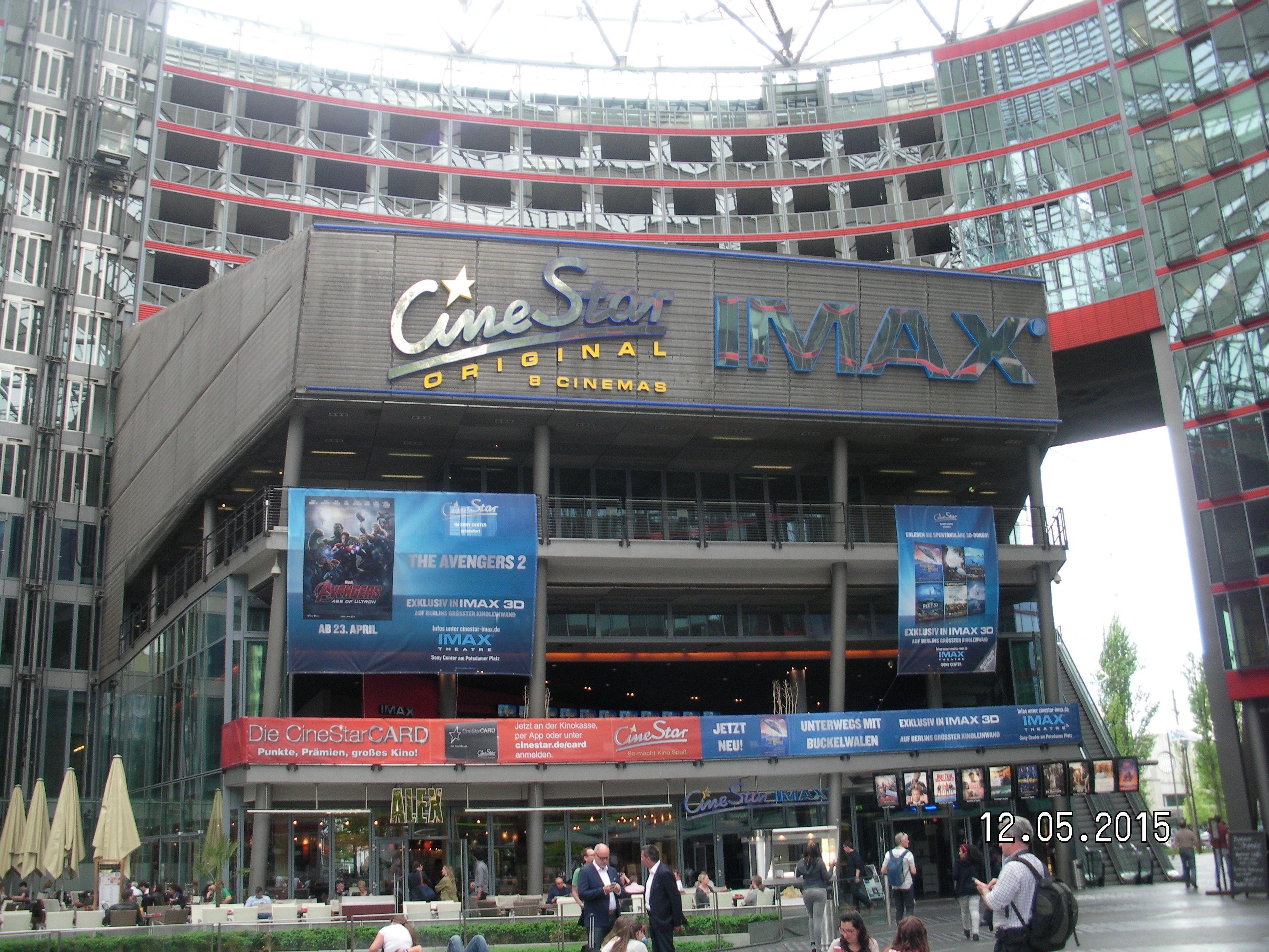 Kino Am Sony Center