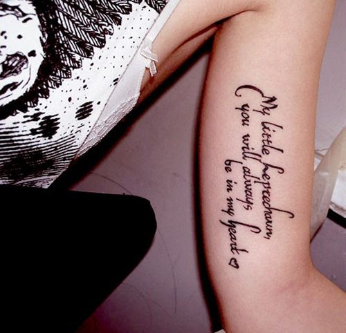 Powerful Women Quotes Tattoos