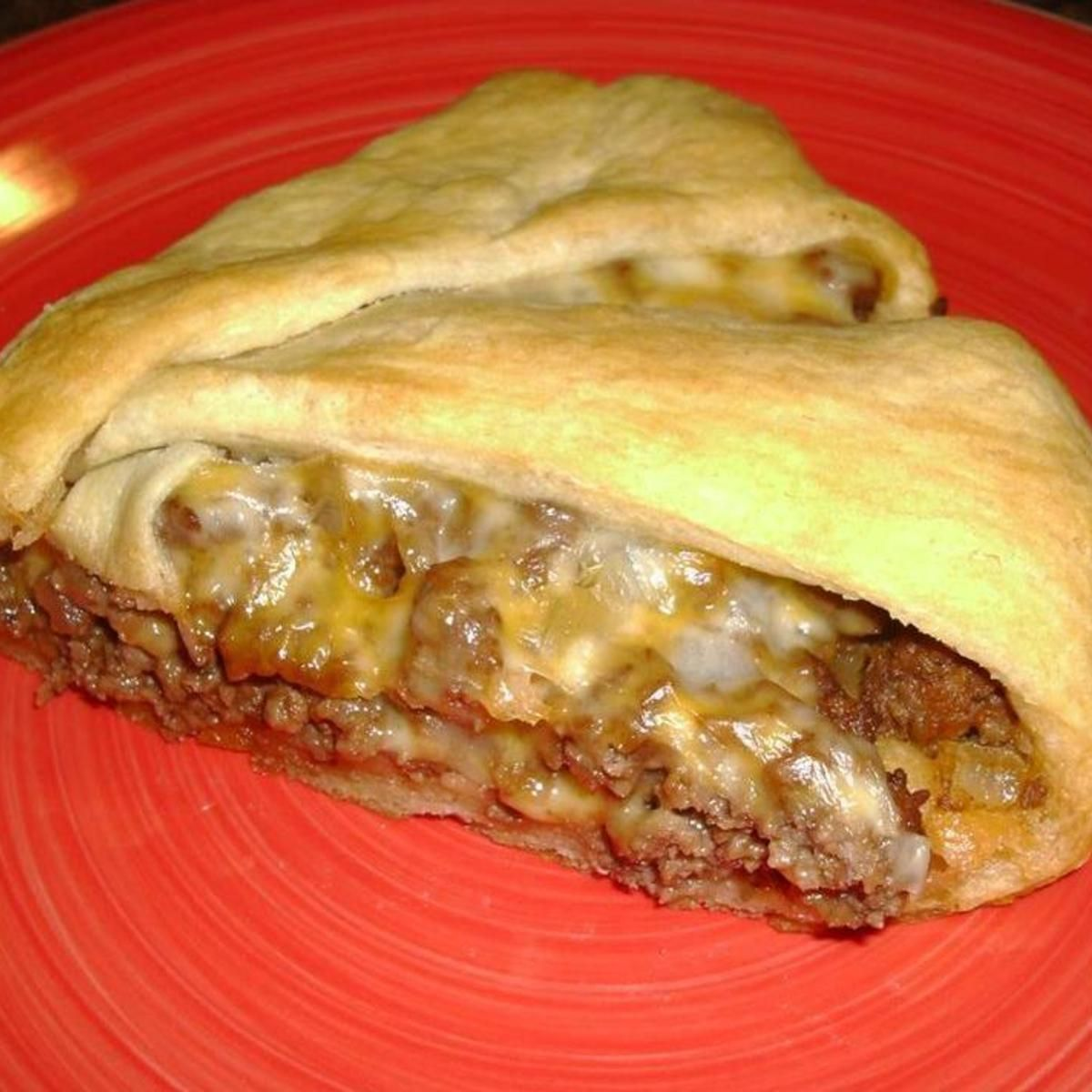 Cheeseburger Pie Recipe Cheeseburger Pie Crescent Roll Recipes Dinner Recipes