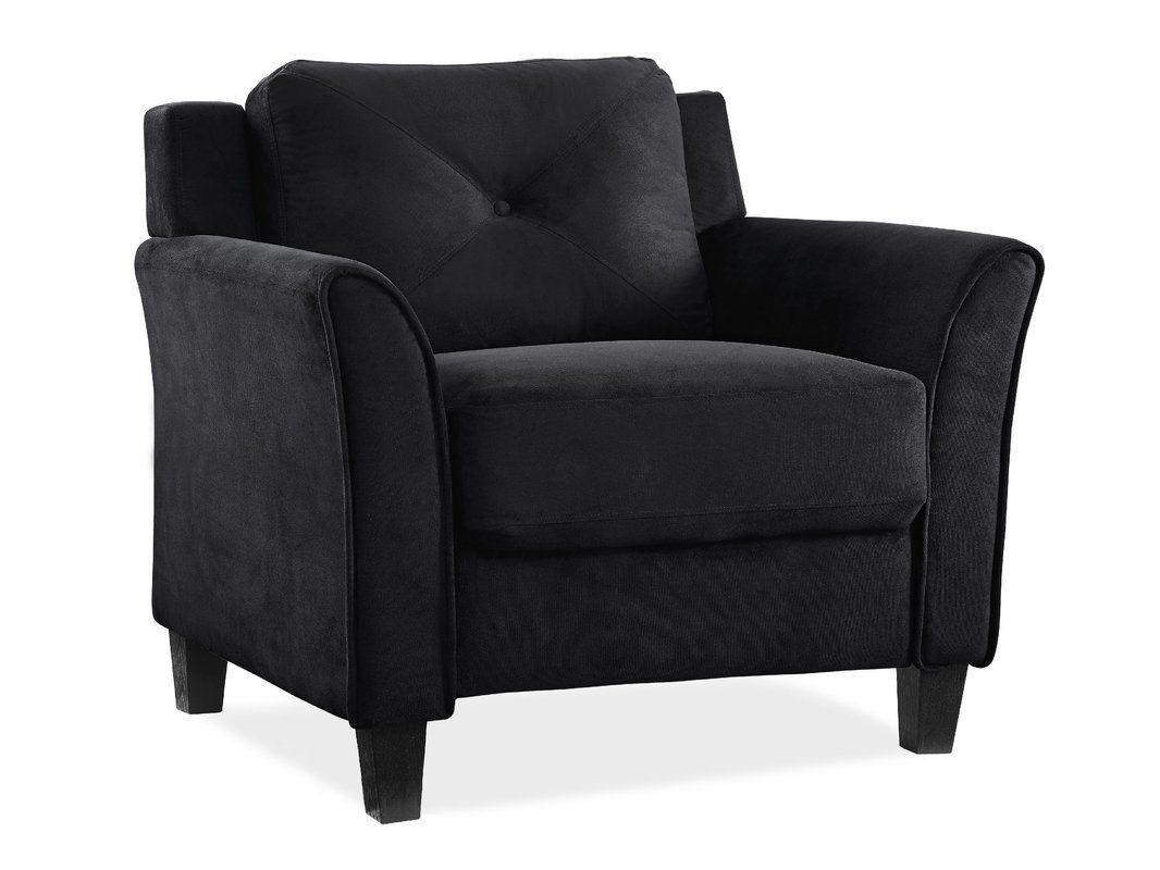 Ibiza Armchair Black Armchair Black Chair Black Accent