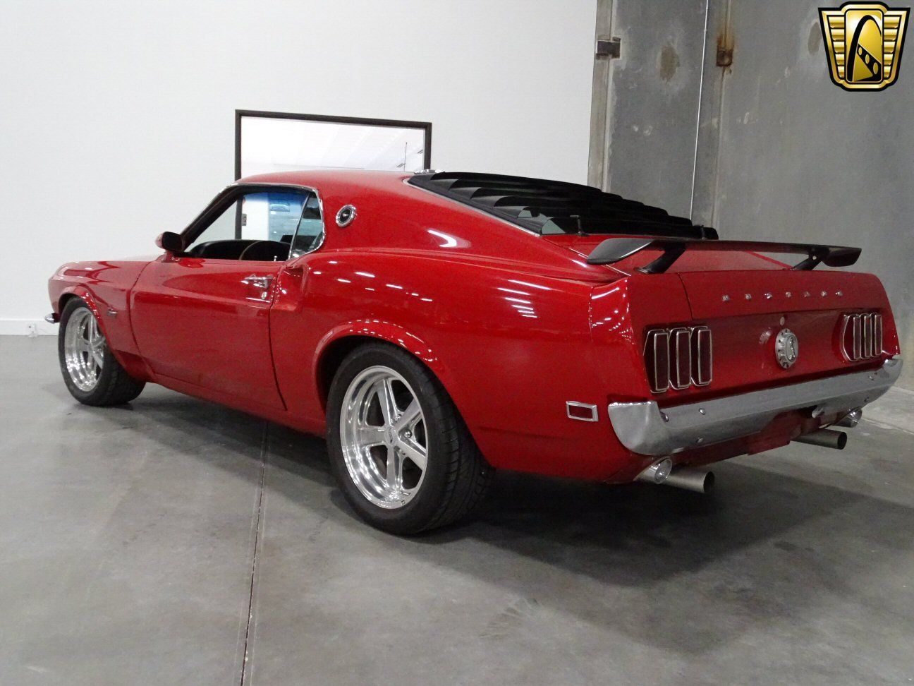 1969 ford mustang 428 cid v8 3 speed automatic for sale dallas texas