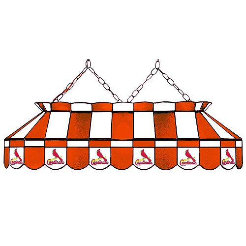 St Louis Cardinals Billiard Lamp Mlb Com Shop