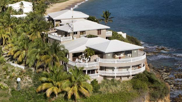 The Bluff House At Curtain Bluff Antigua Caribbean Resort All