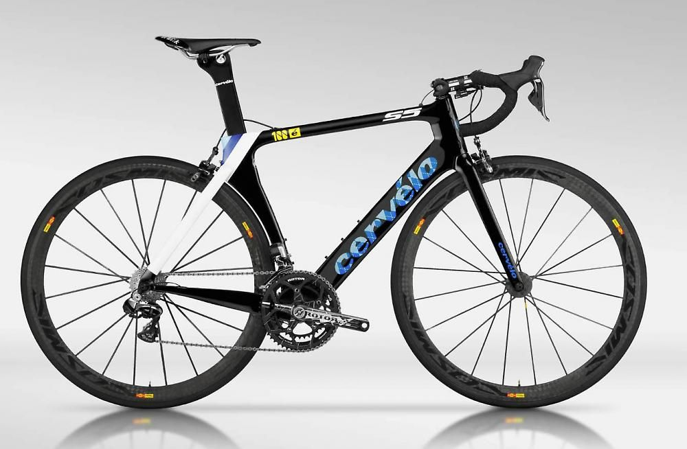 Cervélo S5 Tour de France Team limited edition - 2013
